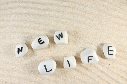 © Raywoo | Dreamstime.com - New Life Word Photo