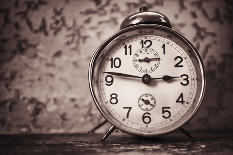 © Fottoo | Dreamstime.com - Old Alarm Clock Photo