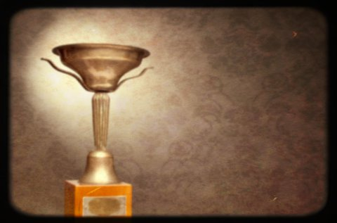 © Xavigm | Dreamstime.com - Vintage Trophy Photo